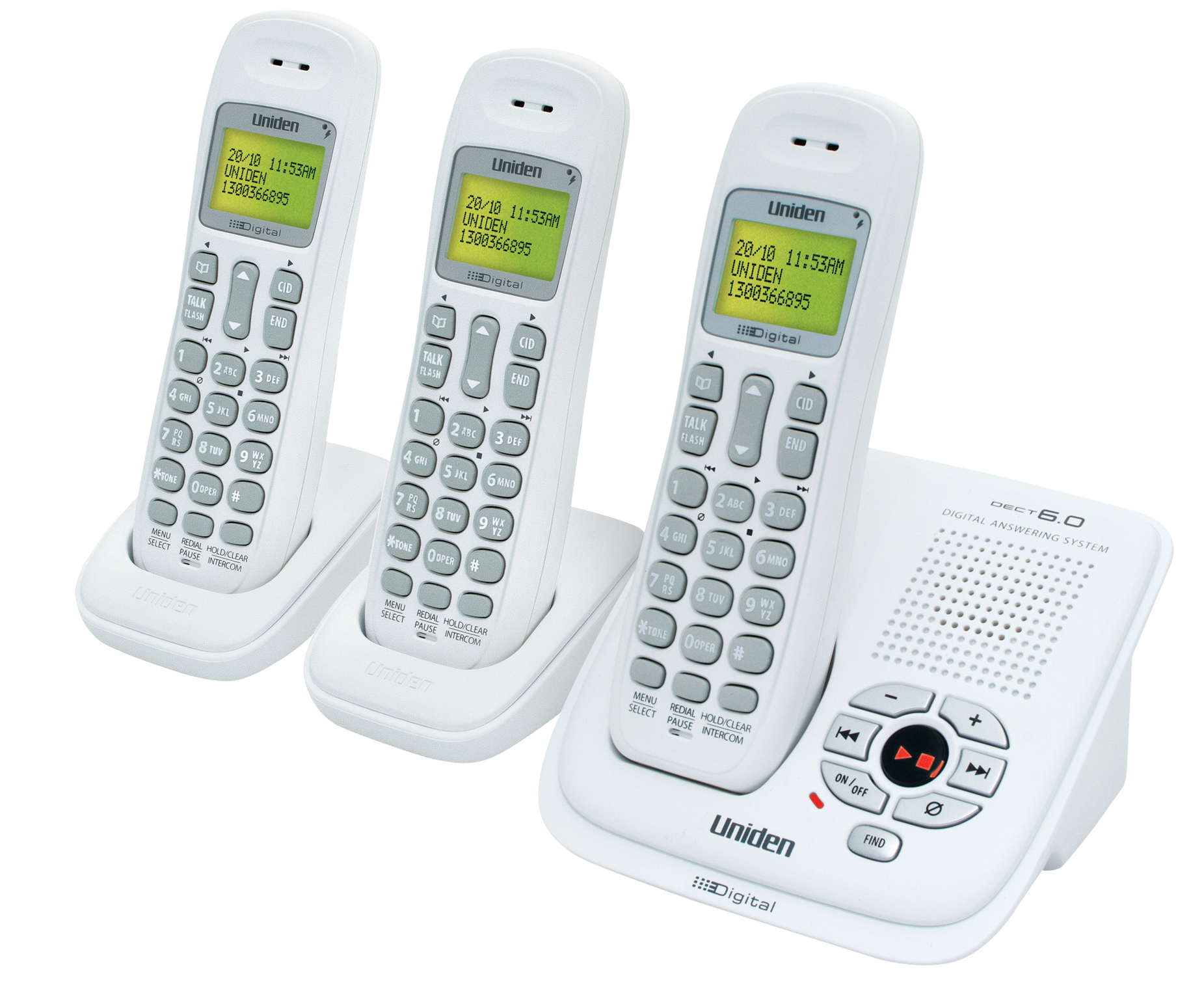 Vtech Australia Phone Answering Machine Instructions Manual Guide