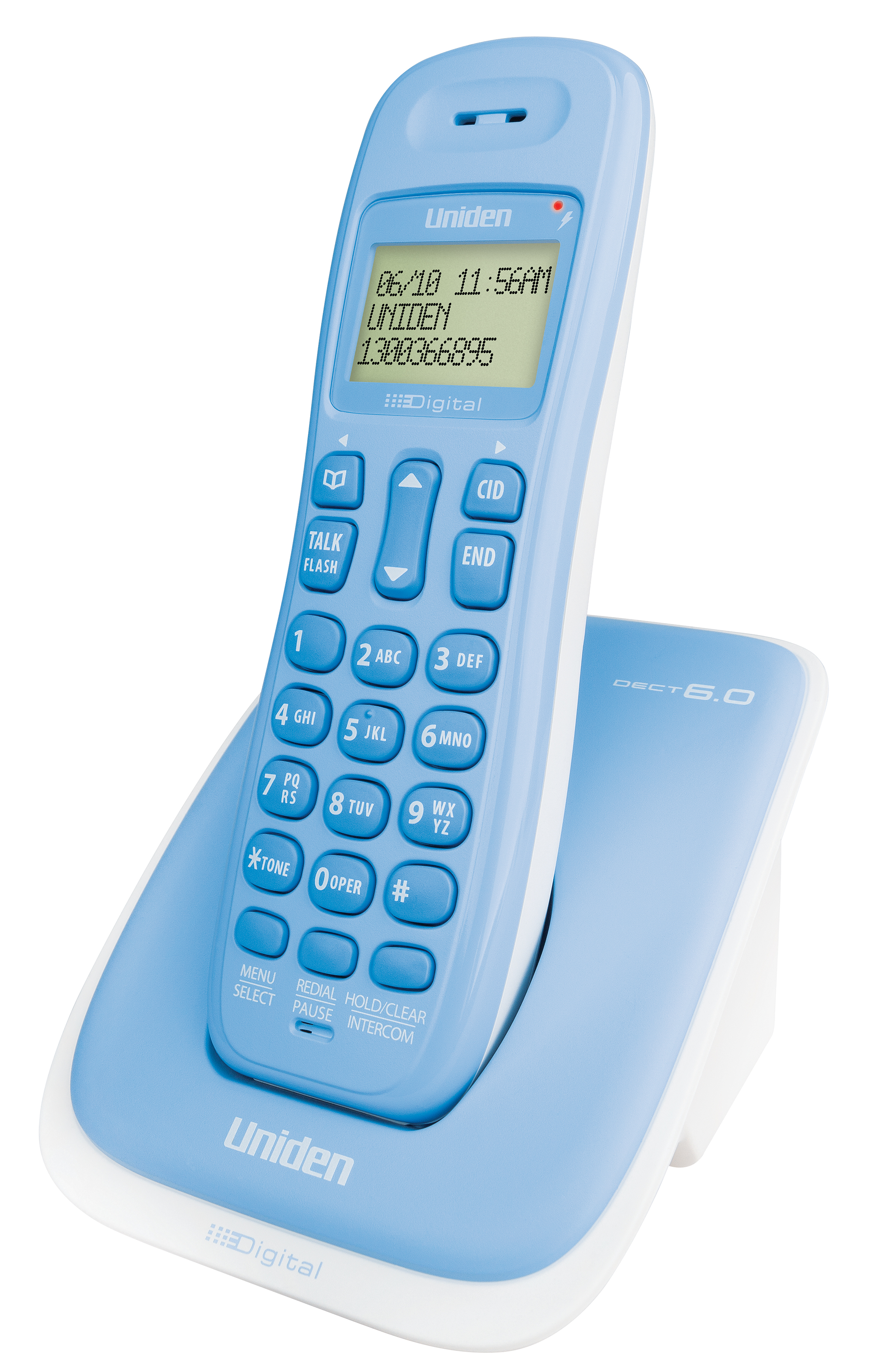 DECT 1015FZ (Blue)