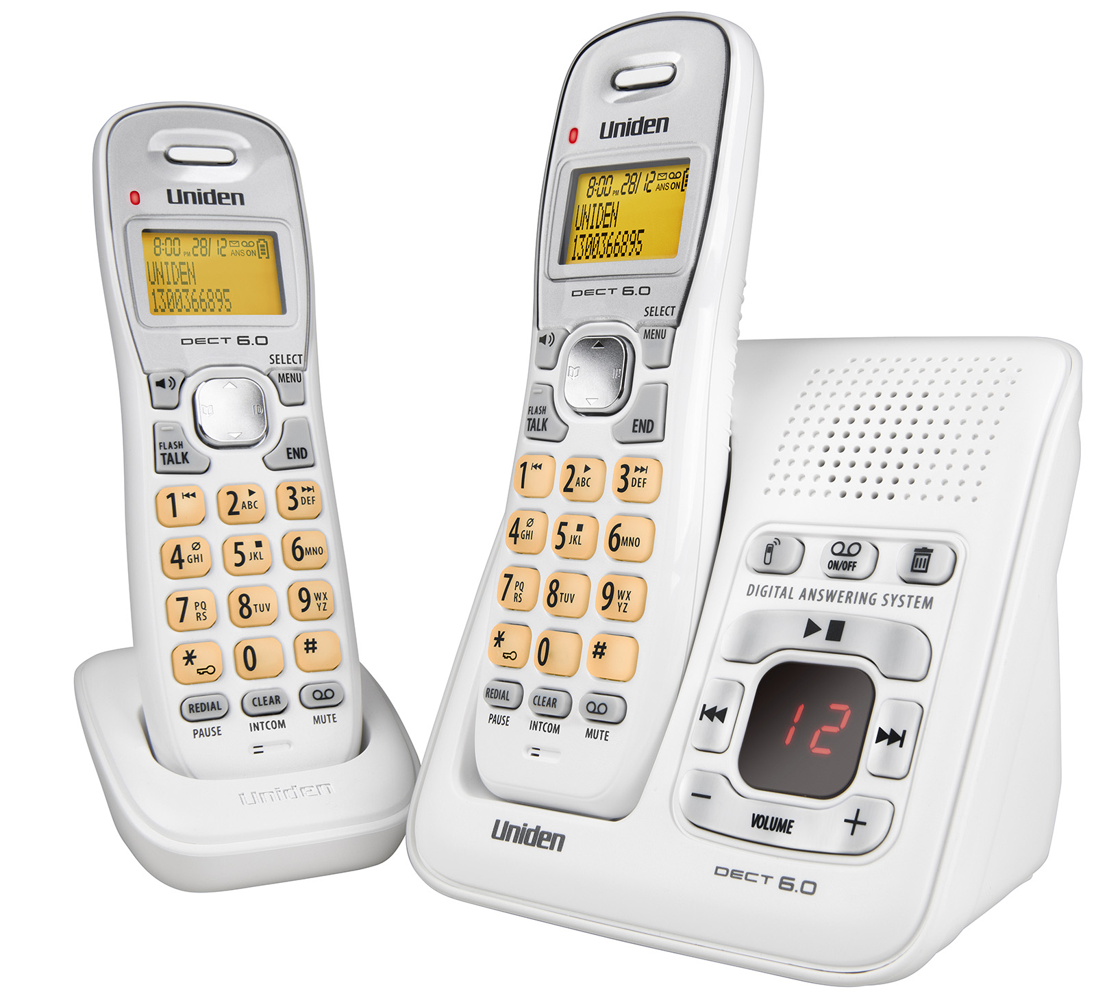 DECT 1635WH+1