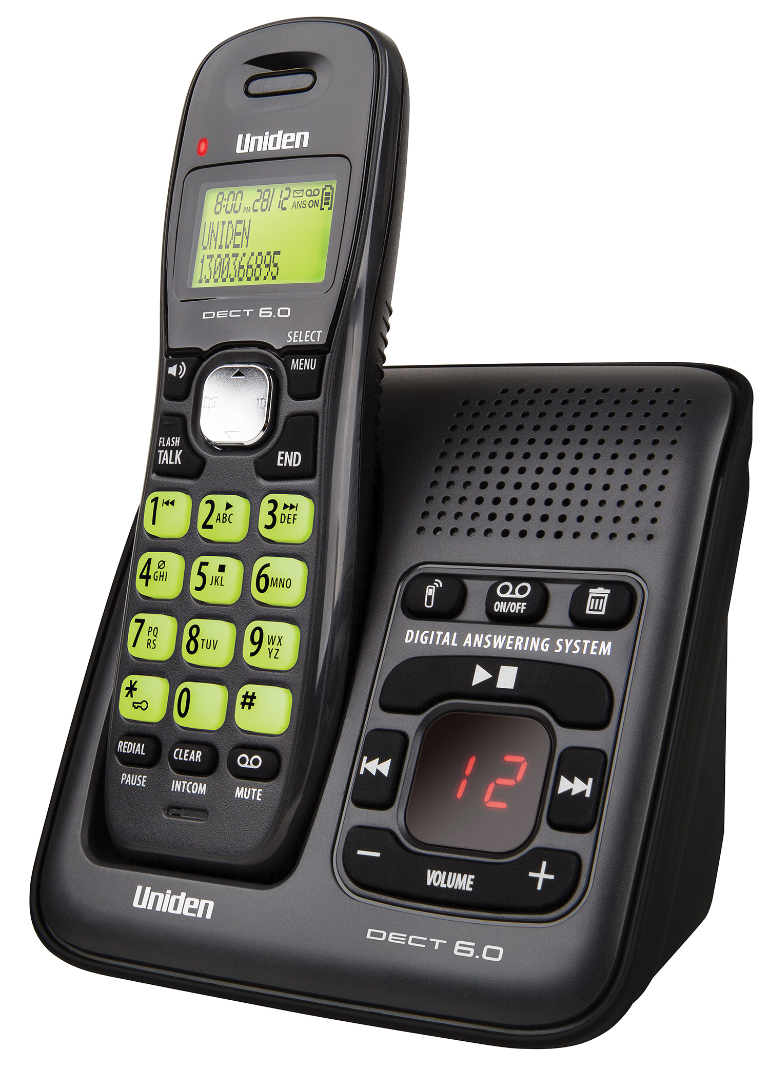 att model 1480 users owners manual corded cordless telephone answering system with caller id call waiting