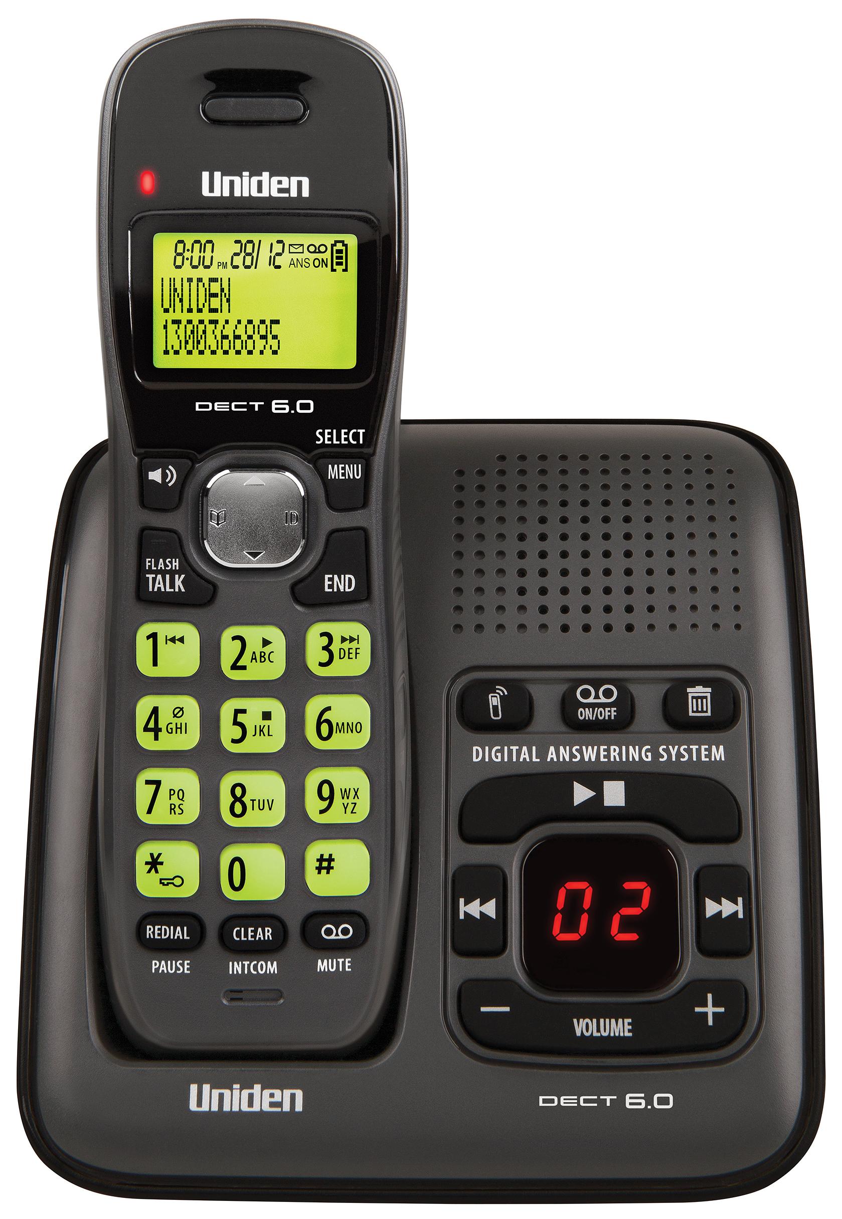 dect 1635 1 uniden rh uniden com au Uniden-DECT 6.0 Problems Uniden Phone 6 0 User Manual