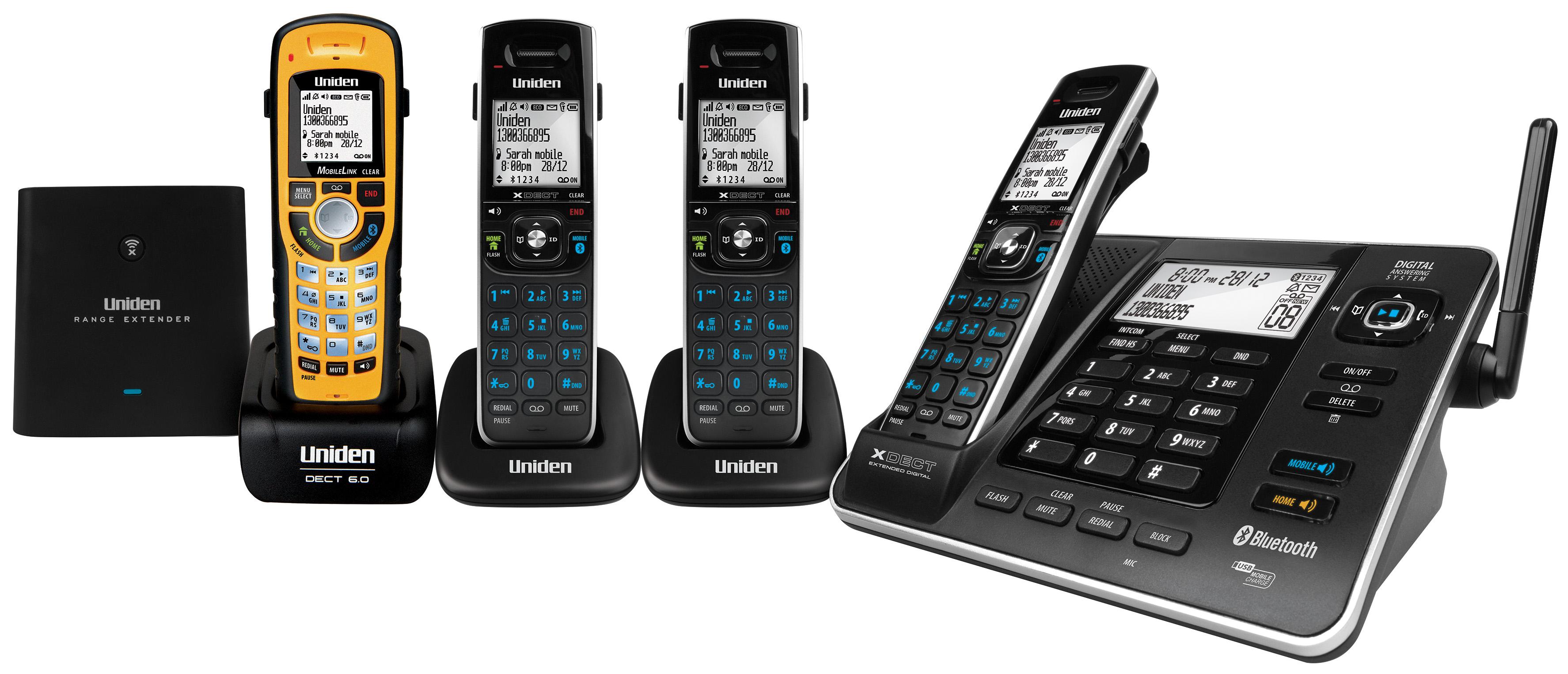 XDECT 8355+3WPR