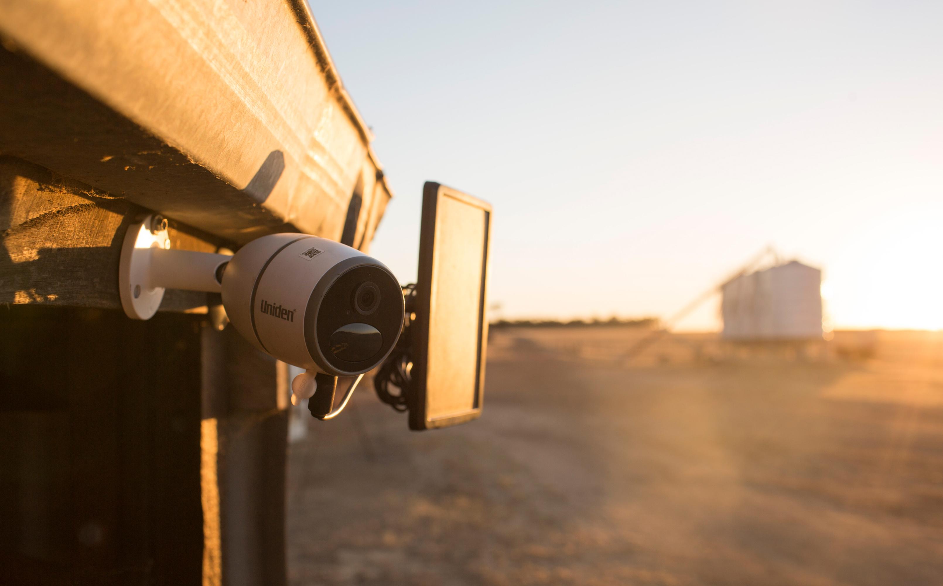 Back Up Camera Law >> Guardian App Cam Solo 4G - Uniden